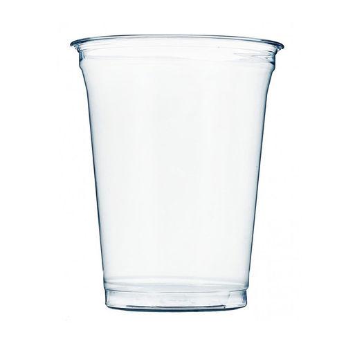 Copo Plástico PET 425ml - Aferidos a 300ml - s/Tampa - Cx Completa 1072 unidades