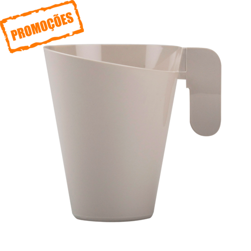 Chávena Café PS 155 ml Taupe Pacote de 12 unidades