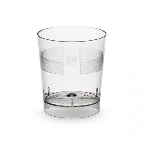 Copos Plastico SHOT 30ml (Cristal) PS- Cx. Completa 575 Unidades