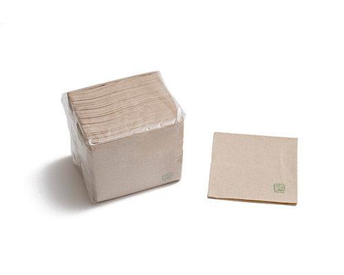 Guardanapos Papel 2 capas 20x20cm ECO - caixa completa 4800 unidades
