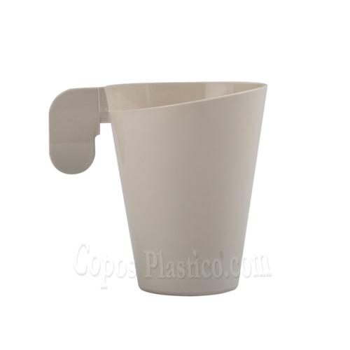 Chávena Café PS 72 ml Taupe Cx Completa de 240 unidades