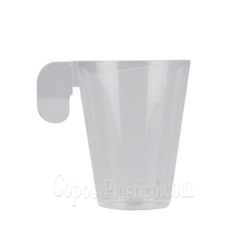 Chávena Café PS 72 ml Transparente Cx Completa de 240 unidades