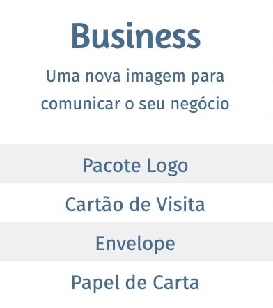 Business - Uma nova imagem para comunicar o seu negócio